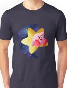 Star Gazing Kirby Unisex T-Shirt