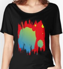 How To Paint Women's Relaxed Fit T-Shirt