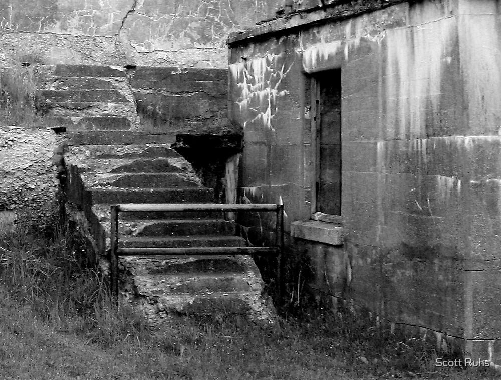Stairway To Redemption by Scott Ruhs