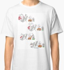 Down the rabbit hole Classic T-Shirt