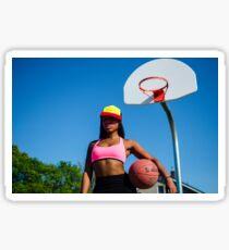 Basketball Jones Sticker