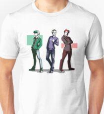 Jacksepticeye Markiplier Pewdiepie Fan Art Anime Unisex T-Shirt