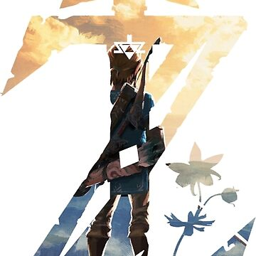 Breath Of The Wild Z Link Cover by NickVengeance