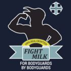 Fight Milk by Snibel