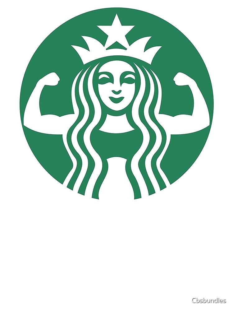 PARODY Buff Bucks Coffee & Weight Lifting Lovers Design de Cbsbundles
