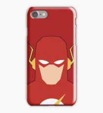 FASTEST SUPERHERO iPhone Case/Skin