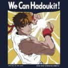 We Can Hadoukit by Crocktees