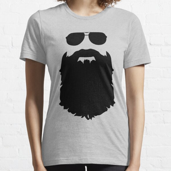 Beard glasses Essential T-Shirt