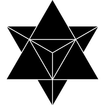 Star Tetrahedron by fourfreak