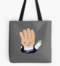 Hand Solo Tote Bag