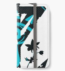 Breath Of The Wild Sheikah Slate Z Logo Initial iPhone Wallet/Case/Skin