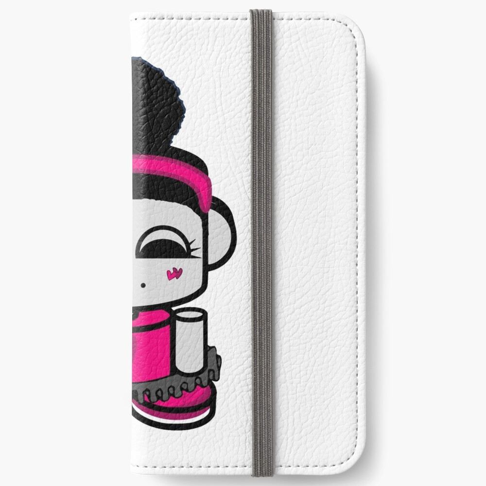 Aspen Ballerina O'BOT Toy Robot 1.0 iPhone Wallet