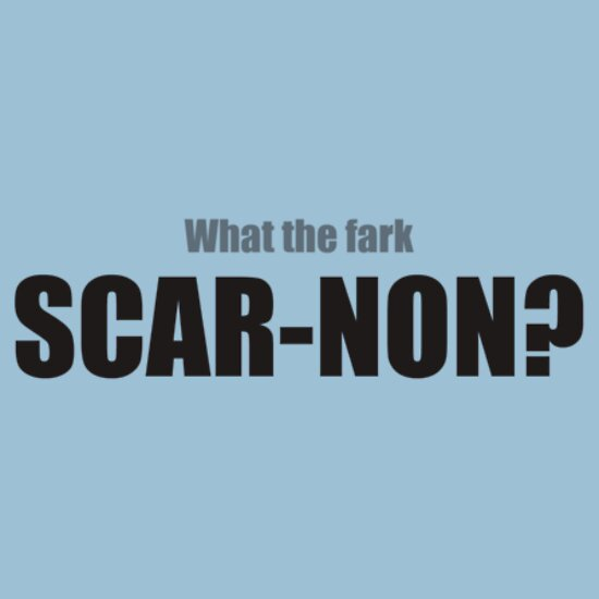 TShirtGifter presents: Scar Non