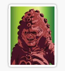 The Zygon Sticker