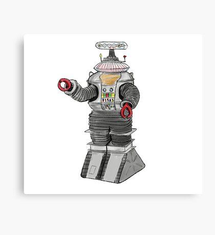 B-9 Robot Canvas Print