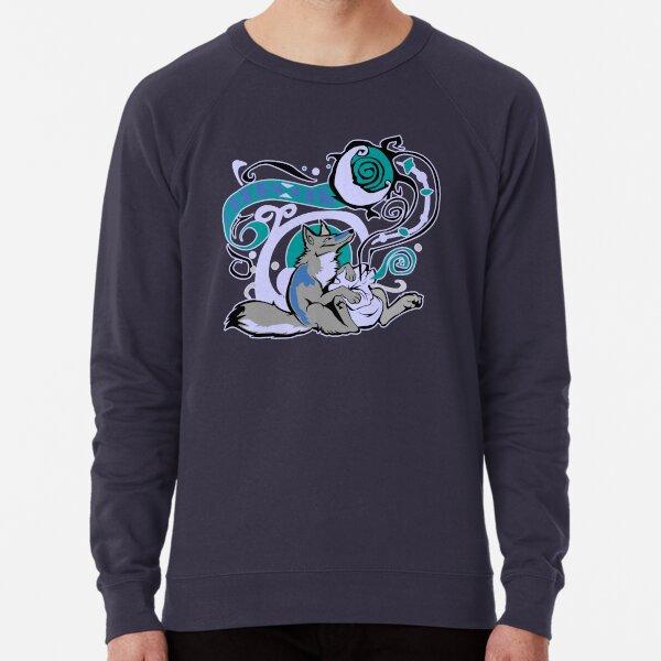 Bag of Tricks (Night) Lightweight Sweatshirt