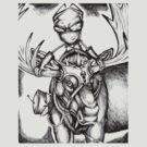 Moosey Fate - Black by morrokko