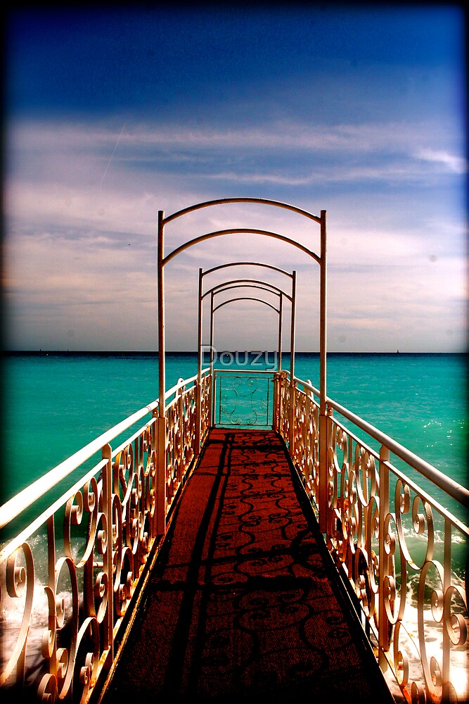 Into the Blue by Douzy