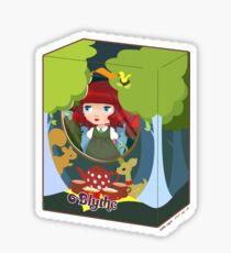Blythe Gentle River Sticker