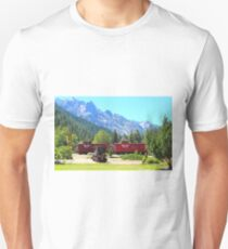 Railroad Park Dunsmuir T-Shirt