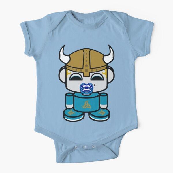 Odin O'BABYBOT Toy Robot 1.0 Short Sleeve Baby One-Piece