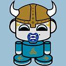 Odin O'BABYBOT Toy Robot 1.0 by Carbon-Fibre Media