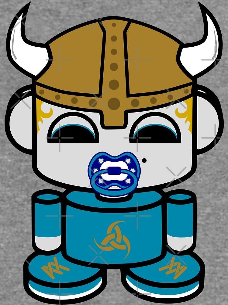 Odin O'BABYBOT Toy Robot 1.0 by carbonfibreme