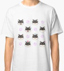 Chibi Shiba Classic T-Shirt