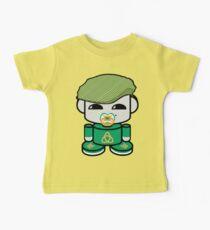 Dooley O'BABYBOT Toy Robot 1.0 Baby Tee
