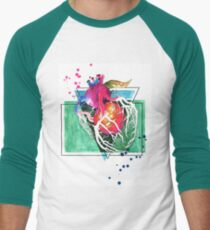 Physalis Men's Baseball ¾ T-Shirt