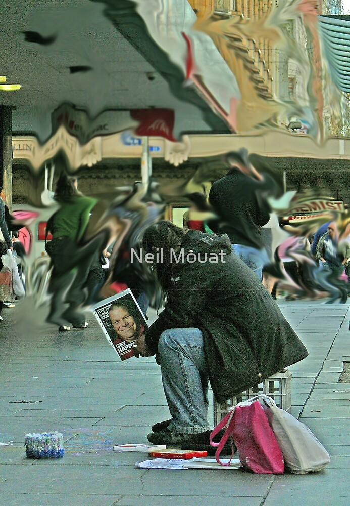 melbournes big issue by Neil Mouat