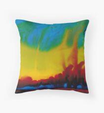 Life on Mars #2 Throw Pillow