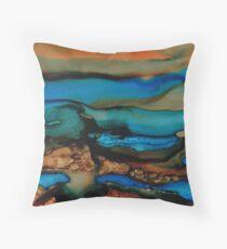 Life on Mars #3 Throw Pillow