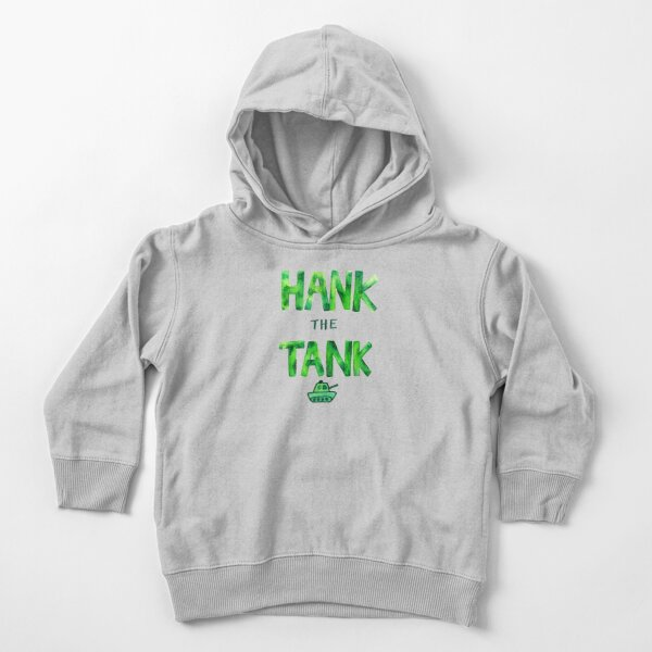 HANK the TANK Toddler Pullover Hoodie