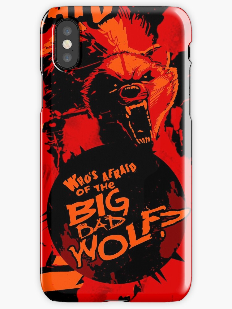 Big Bad Wolf by Zhivago