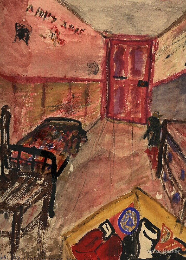 Soho room by Victor Barker