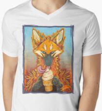 Ice Cream King Mens V-Neck T-Shirt