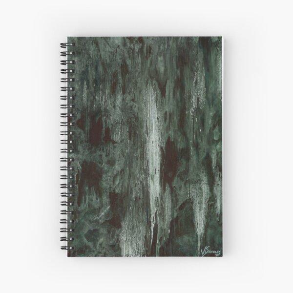 Spooky (Oils - 51 x 61cm) Spiral Notebook