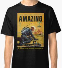 Amazing Stories - 1955 Classic T-Shirt