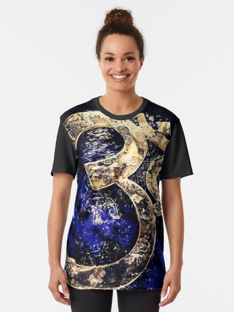 Alternate view of Universal Frequency Graphic T-Shirt