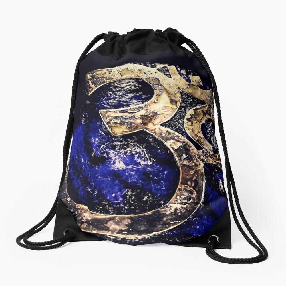 Universal Frequency Drawstring Bag