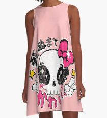 Kawaii Till Die A-Line Dress