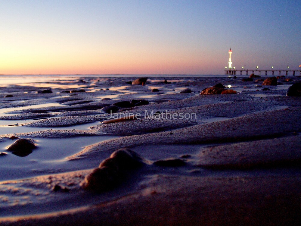 my beach by Janine Matheson