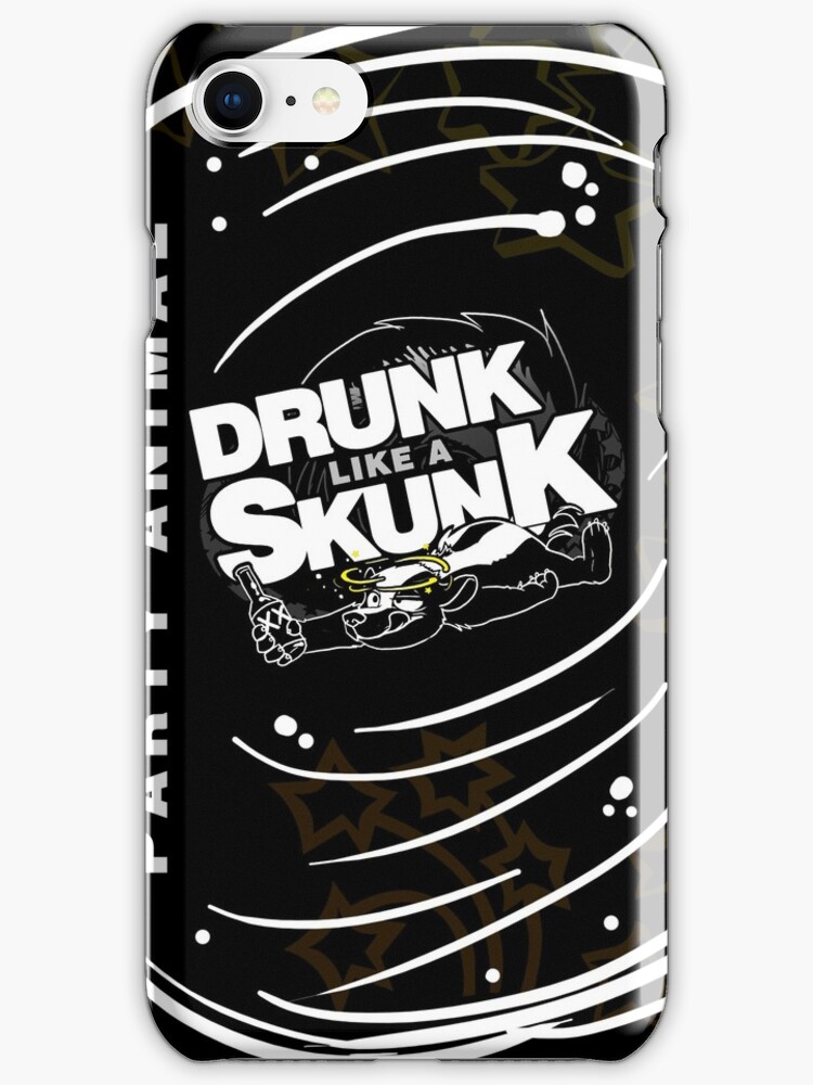 Drunk like a Skunk (Transparent) by Zhivago