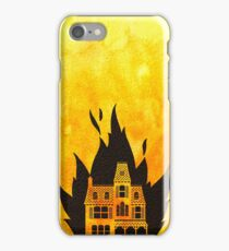 A Series of Unfortunate Events - The Bad Beginning iPhone Case/Skin