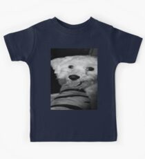 A Puppy's Smile Kids Tee