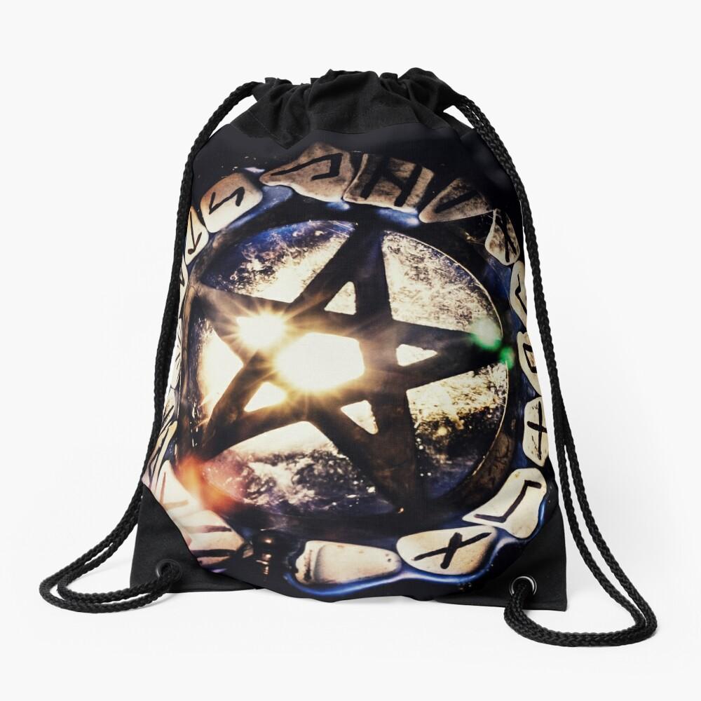 Love & Light Drawstring Bag