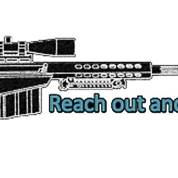 Reach out and touch 'em by TreasonFactory