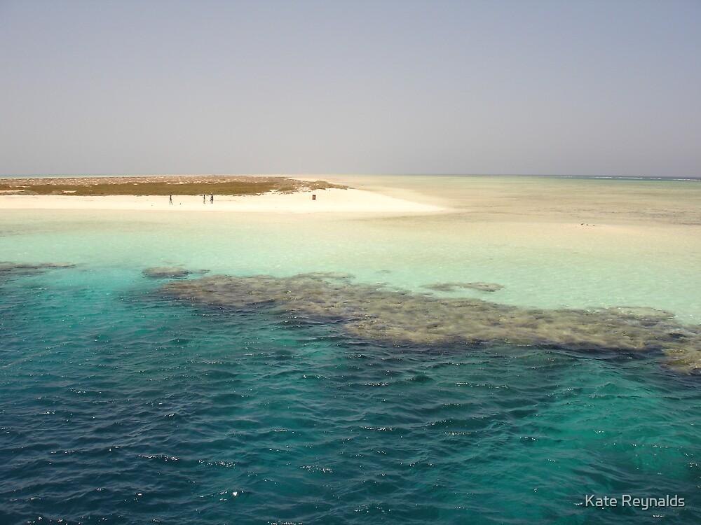 Hamata Islands Egypt by Kate Reynalds
