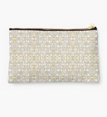 BLOSSOM ABSTRACT - GREEN Studio Pouch